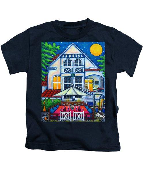 The Little Festive Danish House Kids T-Shirt