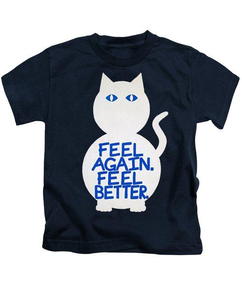Mogadon Mog Remix Kids T-Shirt