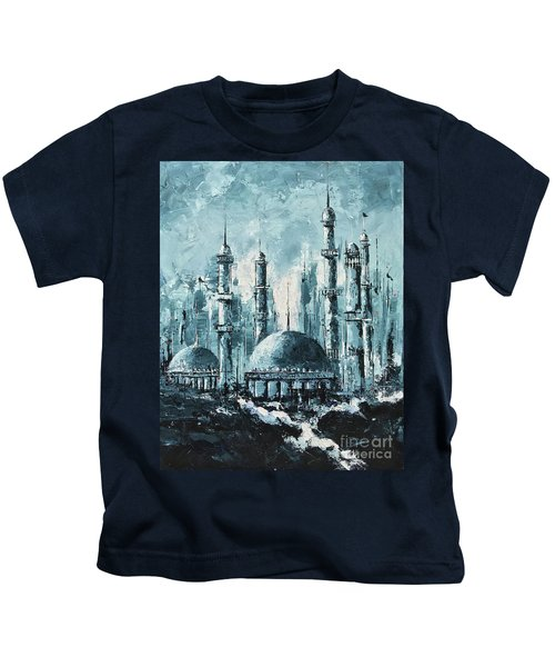 The Mosque-2 Kids T-Shirt