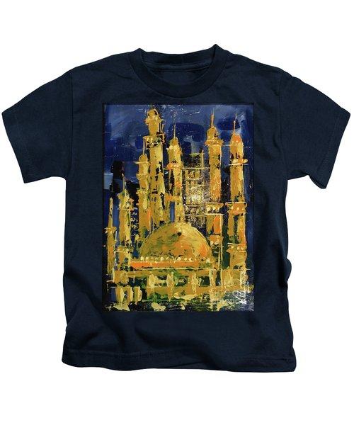 The Mosque-3 Kids T-Shirt
