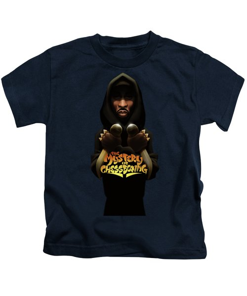 The Mystery Of Chessboxing Kids T-Shirt