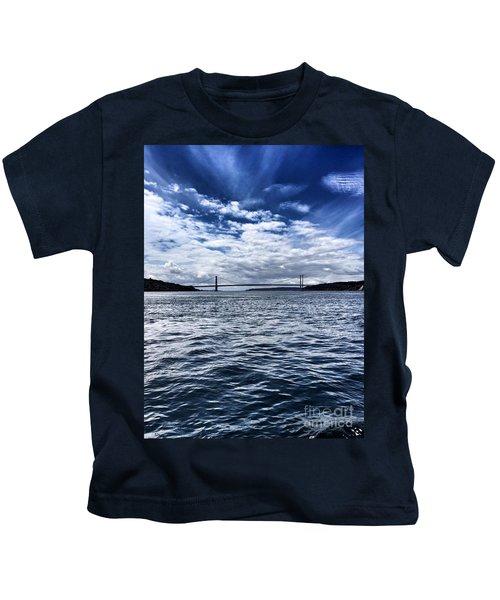 The Narrows Bridge  1 Kids T-Shirt