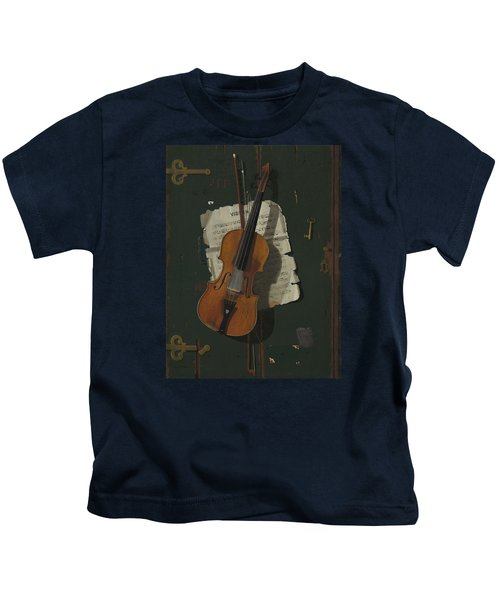 The Old Violin Kids T-Shirt