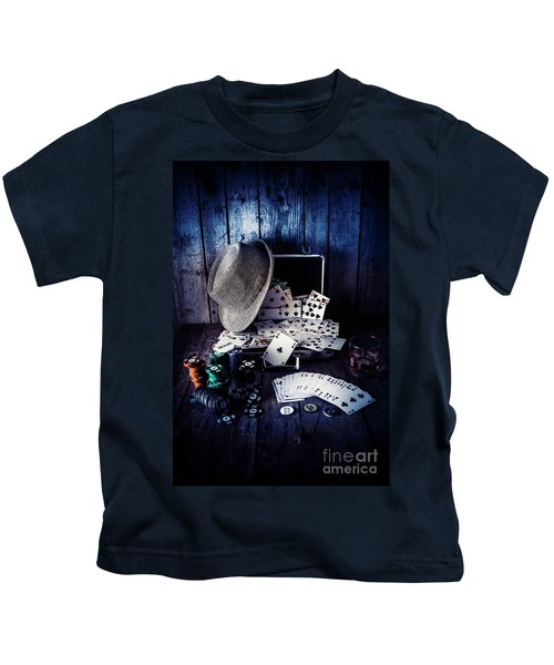 The Poker Ace Kids T-Shirt