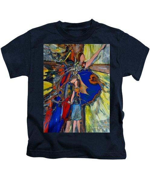 The Power Of Forgiveness Kids T-Shirt