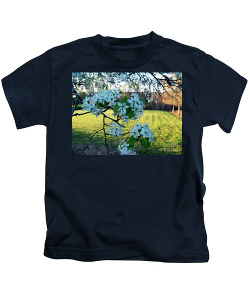 The Promise Of Spring 1c Kids T-Shirt