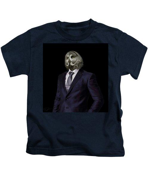 The Prosecutor Kids T-Shirt