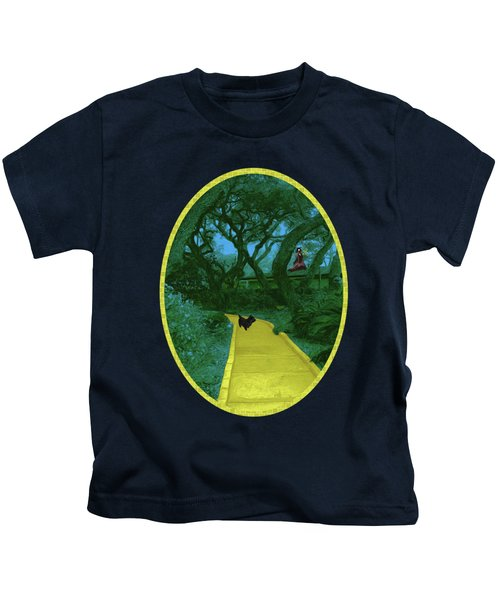 The Road To Oz Kids T-Shirt