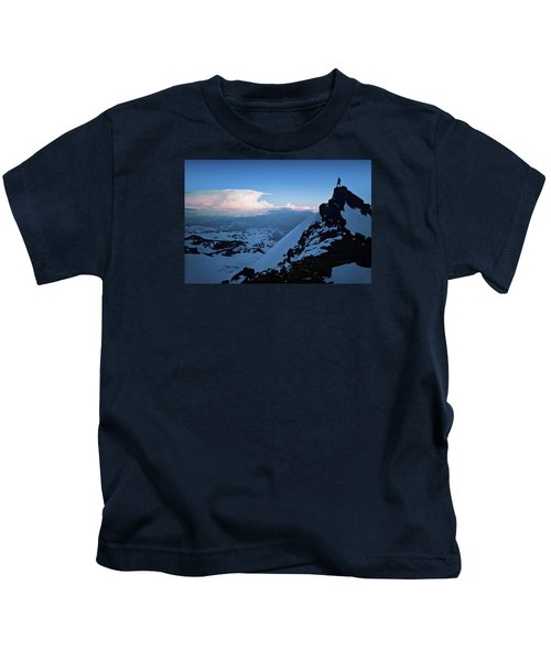 The Sunset Wave Kids T-Shirt