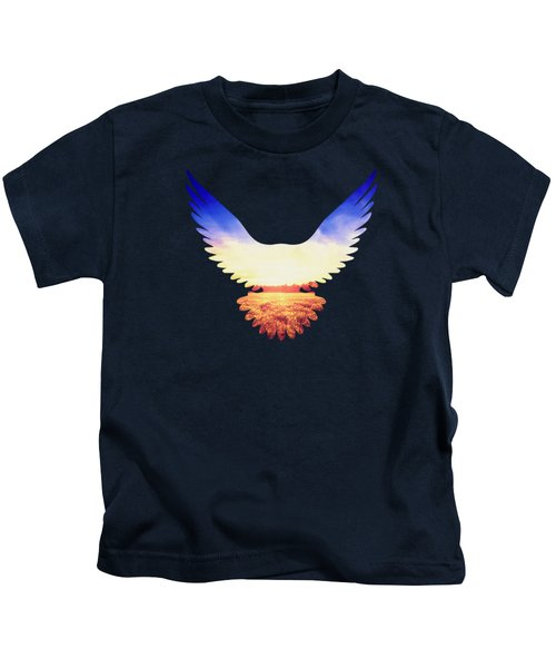 The Wild Wings Kids T-Shirt