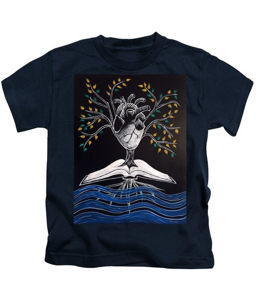 The Word Is Life Kids T-Shirt