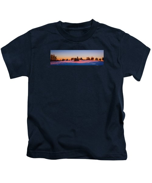 The Wrong Season Kids T-Shirt