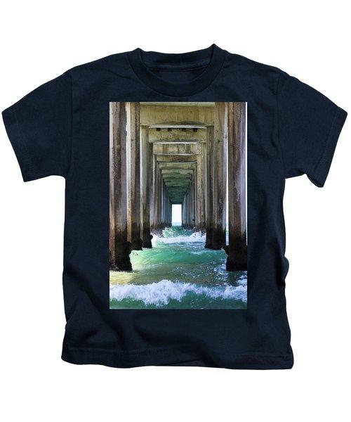 Thinking Outside Of The Box Kids T-Shirt