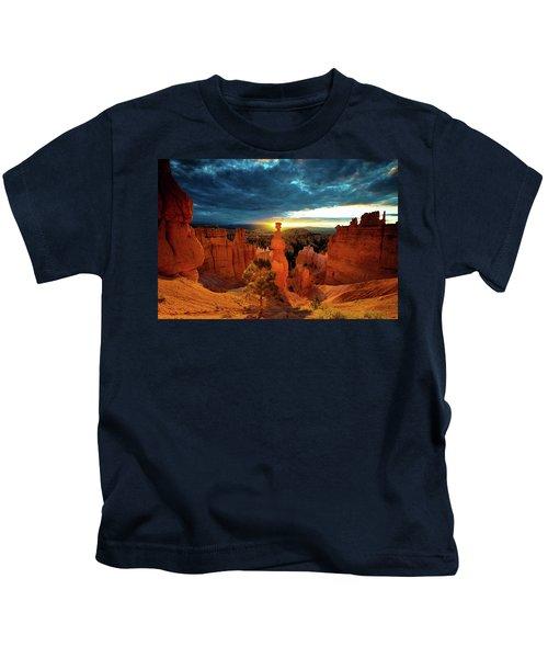 Thor's Hammer Kids T-Shirt