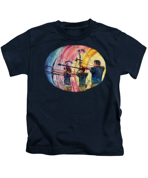 Three 10s Kids T-Shirt
