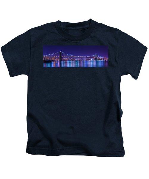 Three Bridges Kids T-Shirt