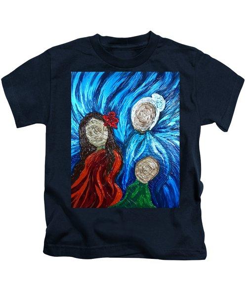 Three Generations Kids T-Shirt