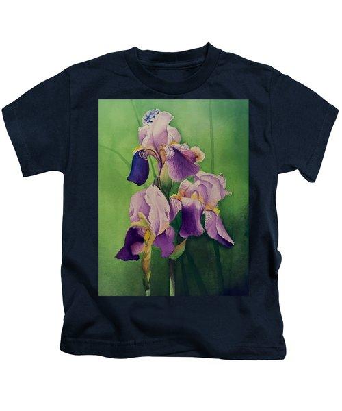 Three Iris Kids T-Shirt