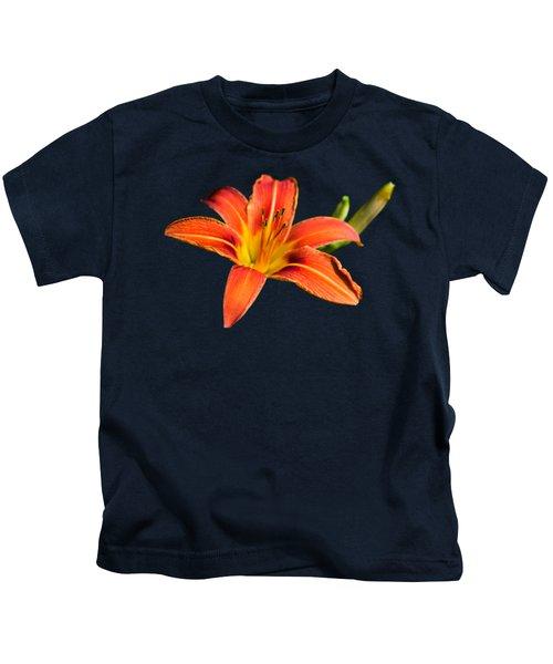 Tiger Lily Kids T-Shirt