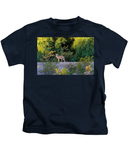 Today's Coyote Kids T-Shirt