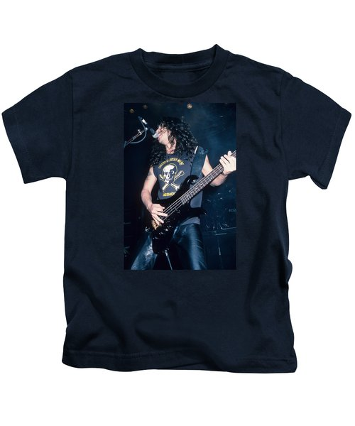 Tom Araya Of Slayer Kids T-Shirt