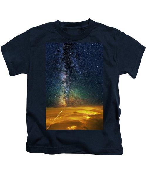 Towards The Core Kids T-Shirt