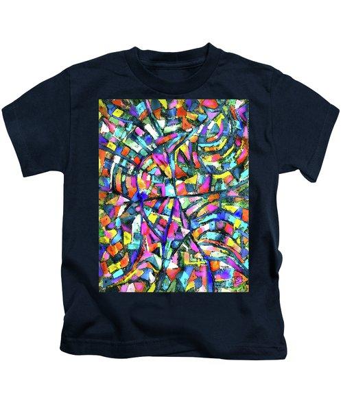 Town Aerial 1 Kids T-Shirt