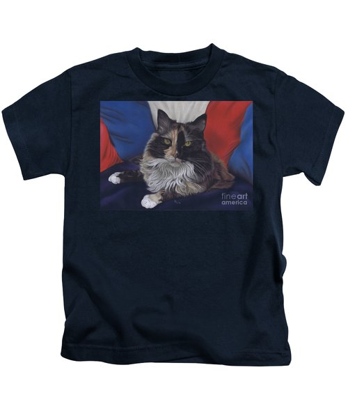 Tricolore Kids T-Shirt