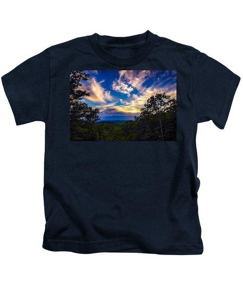 Turn Down The Lights. Kids T-Shirt