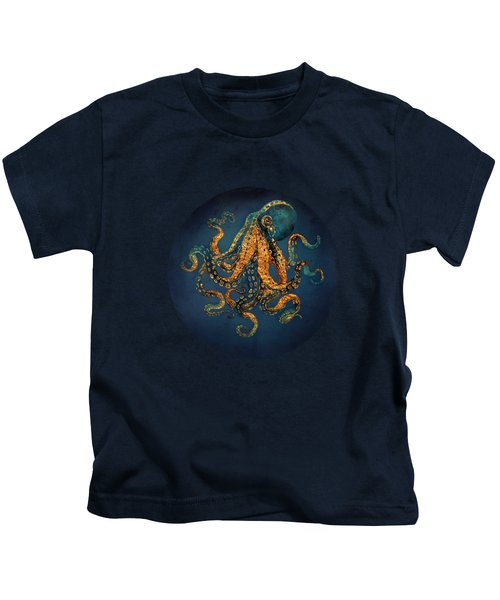 Underwater Dream Iv Kids T-Shirt