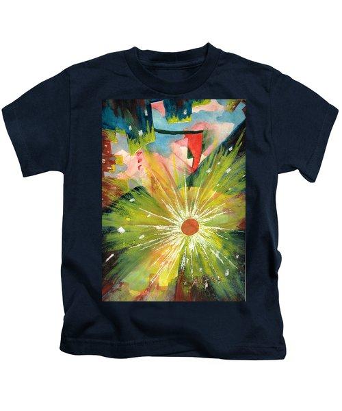 Urban Sunburst Kids T-Shirt