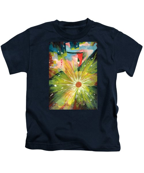 Urban Sunburst Kids T-Shirt