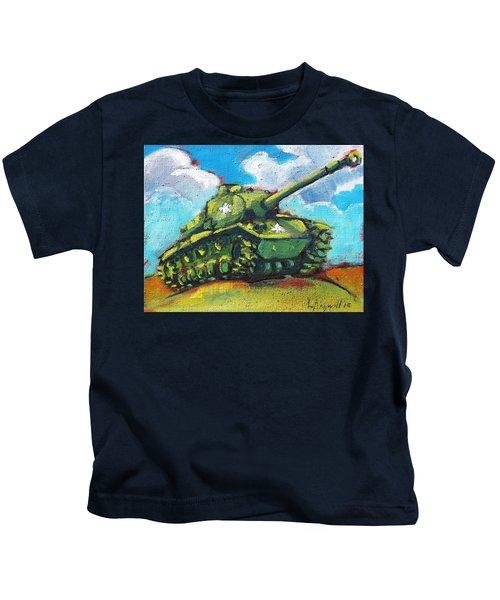 V. F. W. Tank Kids T-Shirt