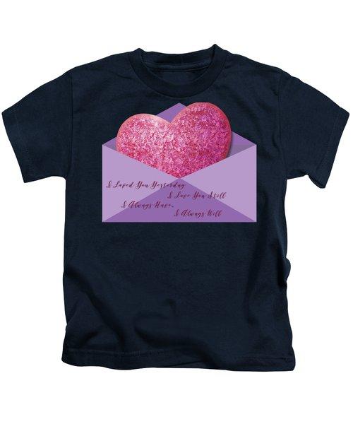 Valentine 05 Kids T-Shirt