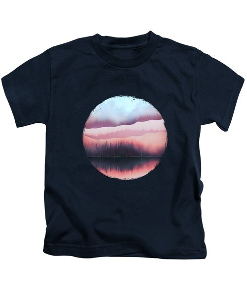 Valentine Forest Kids T-Shirt