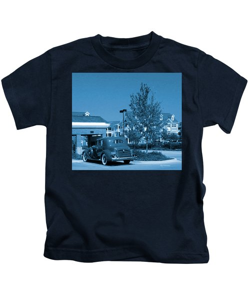 Vintage Automobile Kids T-Shirt