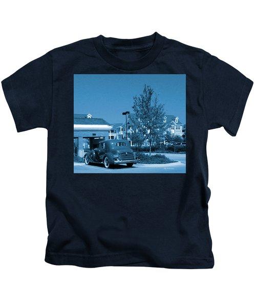Vintage Automobile Kids T-Shirt