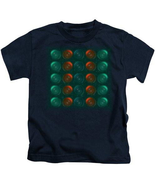 Vortices Kids T-Shirt