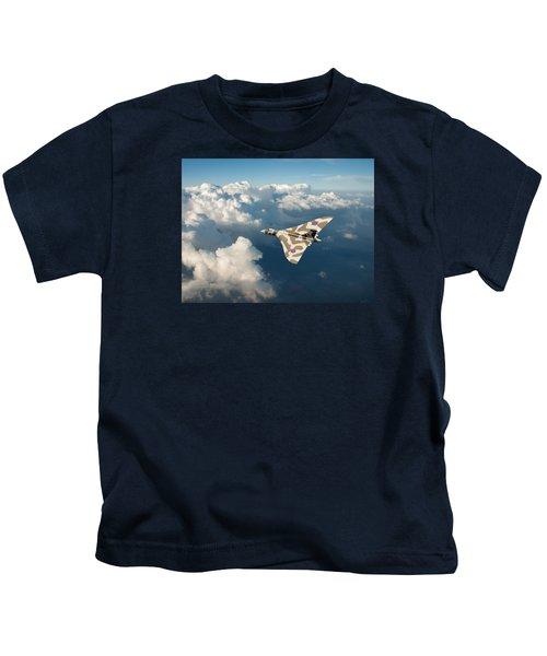 Vulcan Catching The Light Kids T-Shirt