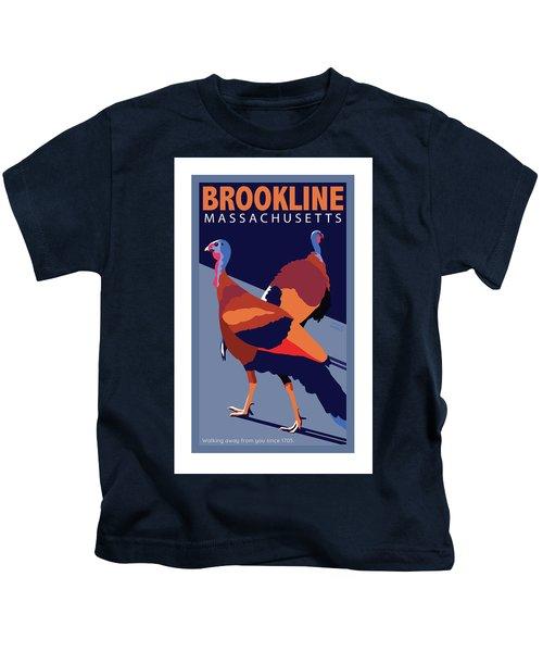 Walking Away From You Kids T-Shirt