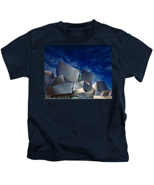 Walt Disney Concert Hall Kids T-Shirt
