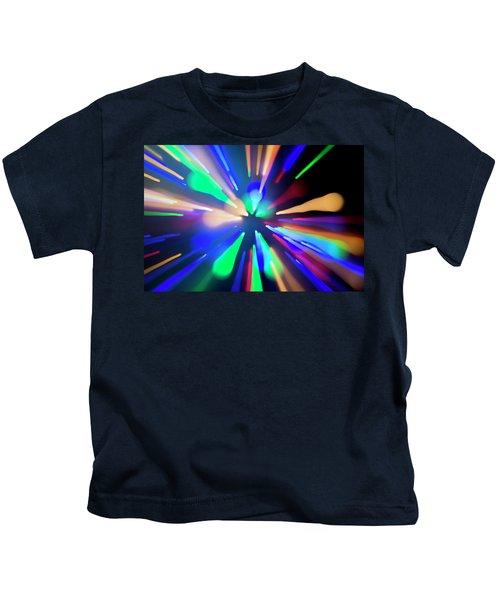 Warp Factor 1 Kids T-Shirt