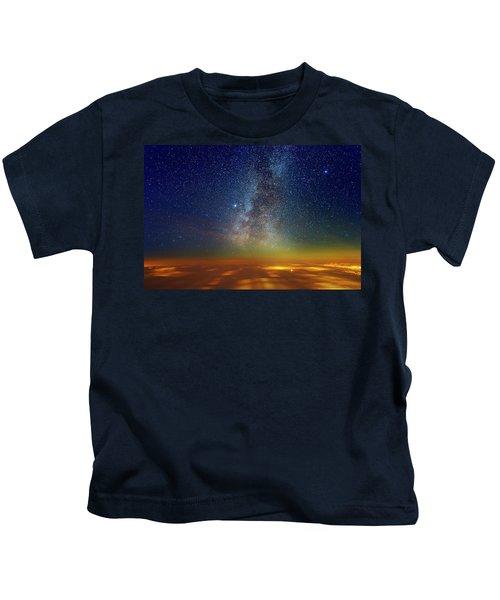 Warp Speed Kids T-Shirt