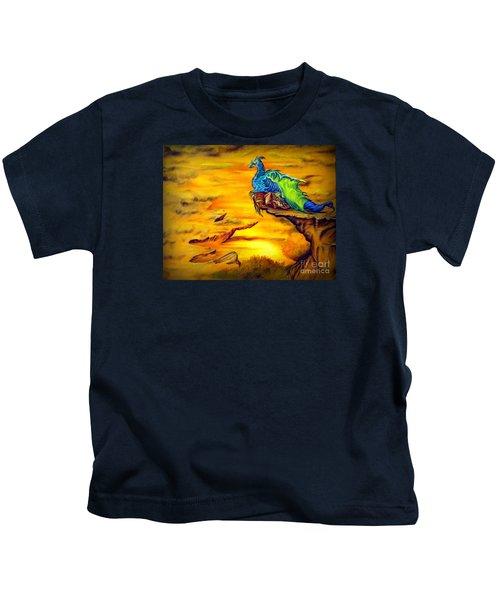 Dragons Valley Kids T-Shirt