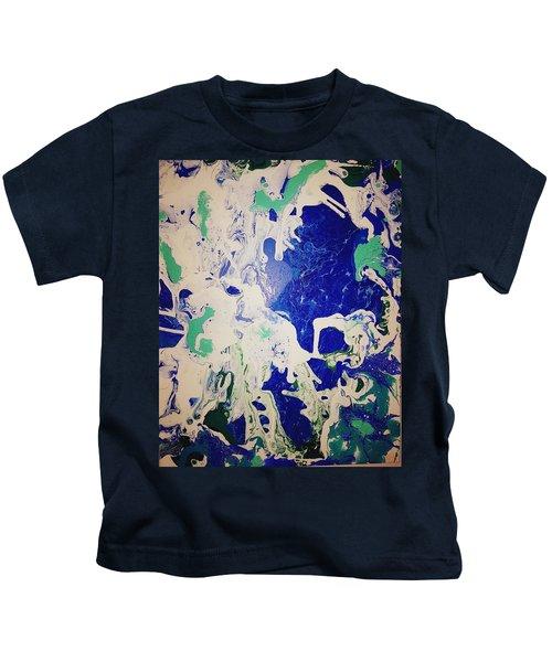 White Knight Kids T-Shirt