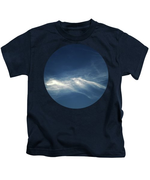White Mountains In The Sky Kids T-Shirt