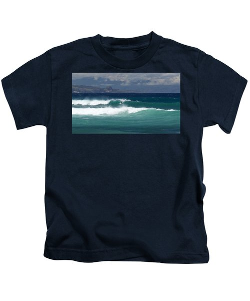 Windswept Ho'okipa Kids T-Shirt