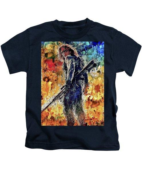 Winter Soldier Kids T-Shirt