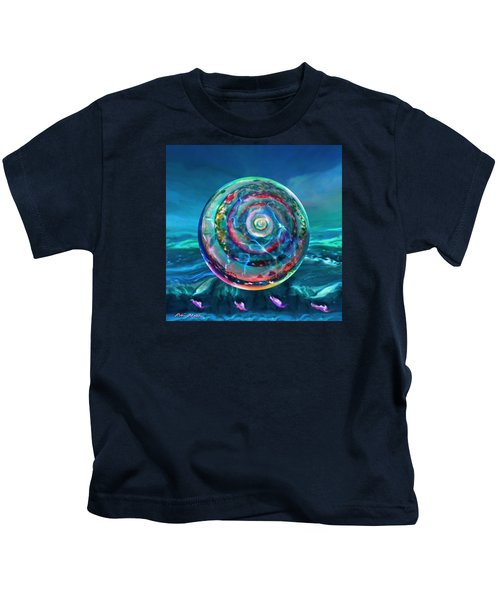 Withstanding Orby Weather Kids T-Shirt
