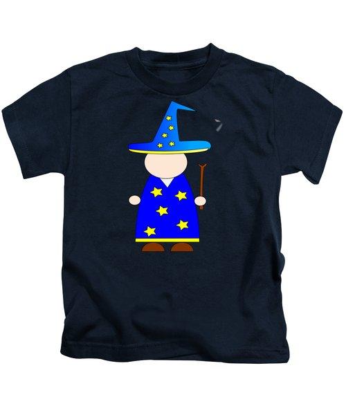 Wizard #2 Kids T-Shirt